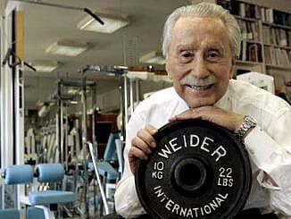 Vücut geliştirmenin efsane ismi Joe Weider öldü