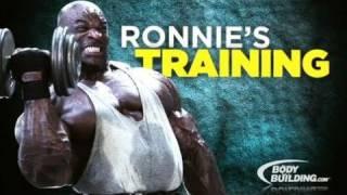 Ronnie Coleman Bacak Antrenman programı
