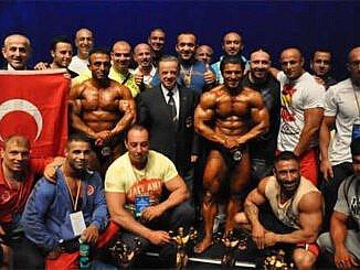 Vücut Geliştirme,Muhteşem iki Türk, Avrupa Şampiyonlar Şampiyonu oldu