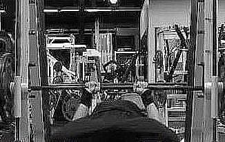 Smith Machine Close-Grip Bench Press Triceps