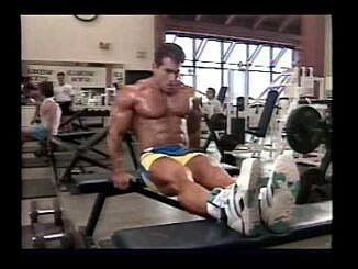 Vücut geliştirme antrenman öncesi ısıma - Warm Up