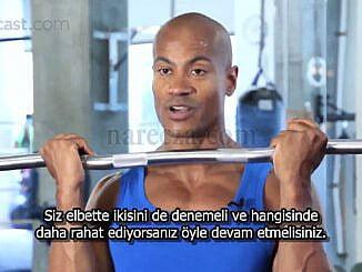 Bodybuilding Arm Worjout & Kol Antrenmanı