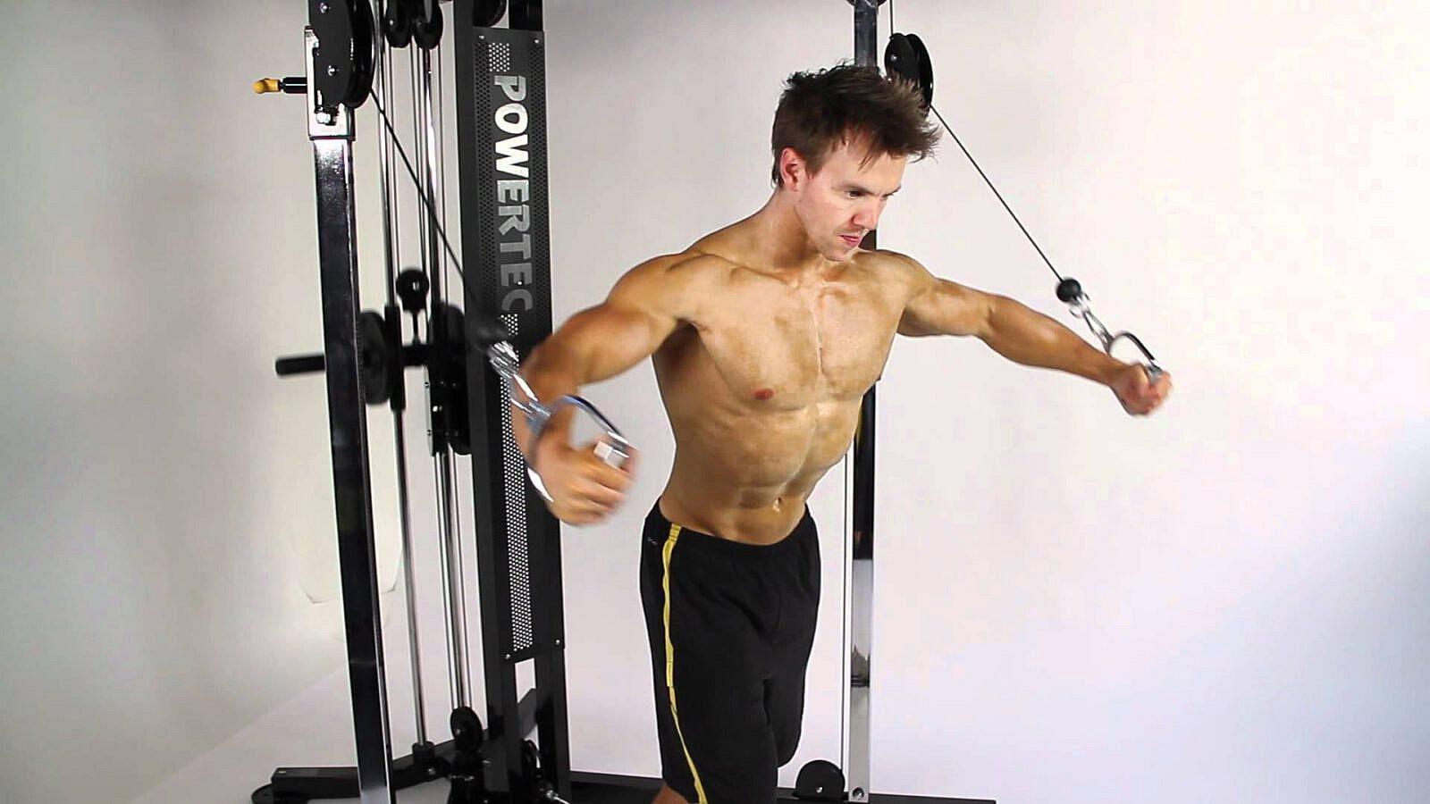 Göğüs Antrenman Programı Ve Egzersizleri