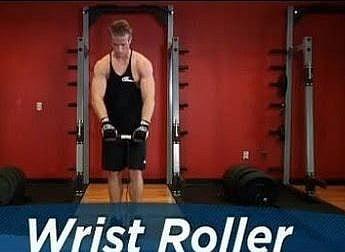 Forearm Wrist Roller Nasıl Yapılır?