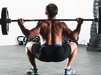 Squat Hareketi Cory Gregory Bacak Geliştirme