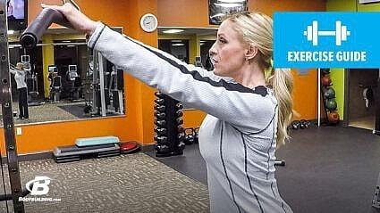 Straight-Arm Pulldowns nasıl yapılır?
