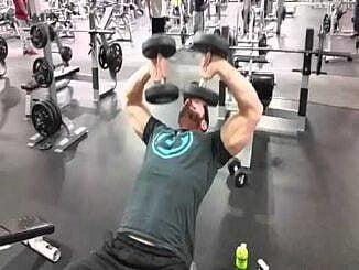 Incline Dumbbell Triceps Extension Tekniği