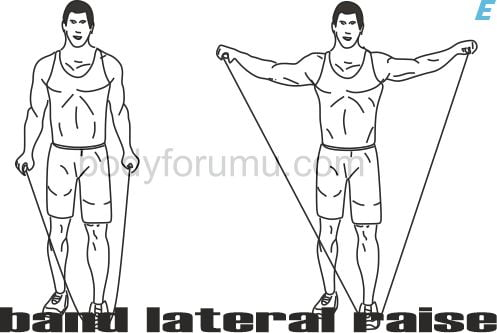 Band Side Lateral Raise