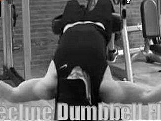 Decline Dumbbell Bench Fly Nasıl Yapılır?